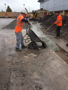 Concrete Repairs in Huyton