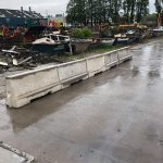 Concrete Barriers / Inter-locking Style Blocks